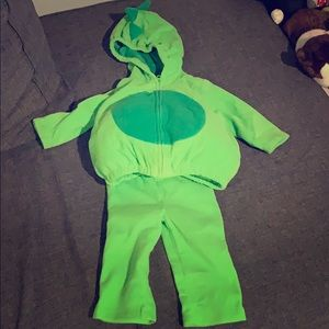 Carter's Halloween costume for baby 🦖